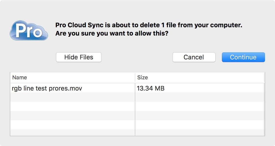Setup ProPresenter Cloud Sync – Renewed Vision